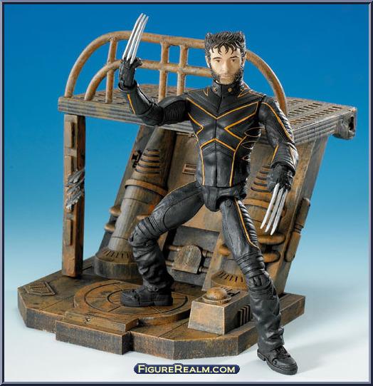 ... (Claw Strik... X Men 2 Action Figures