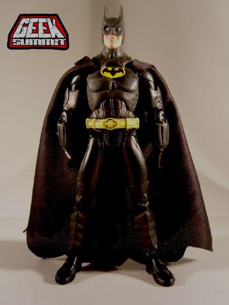 Batman Begins Gold Edition (Movie Masters) Custom Action Figure
