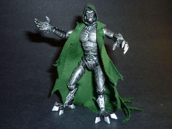 Ultimate Doctor Doom Ultimate dr doom custom actionUltimate Fantastic Four Dr Doom