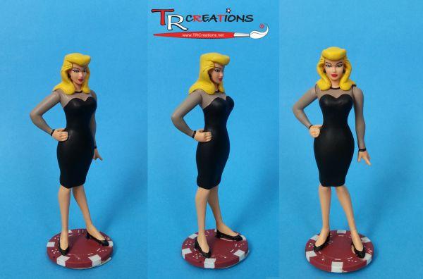 Selina Kyle Custom Action FigureBatman The Animated Series Selina Kyle
